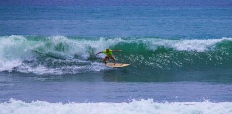 Alexander Surfing March '15 Domi centered
